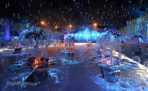 Свадбата на Лама Данави и Калед Катоун