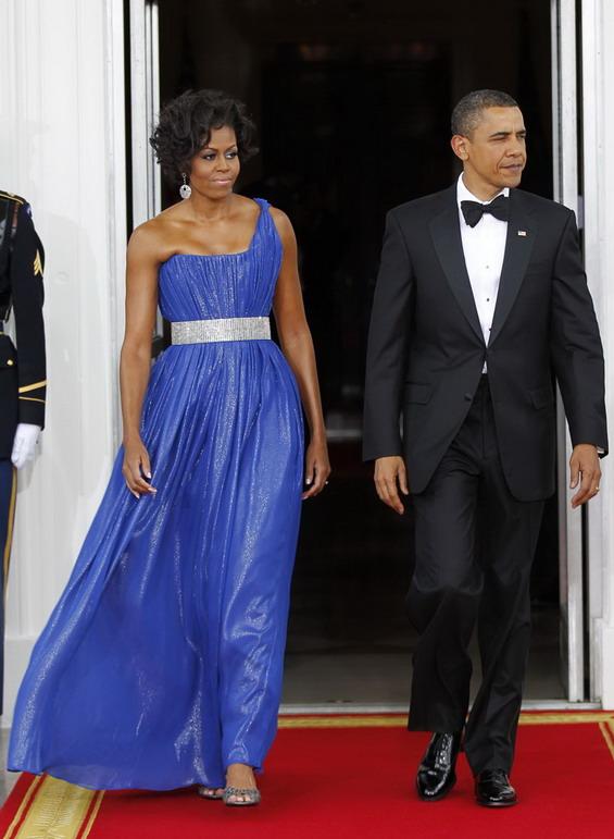 Мишел Обама