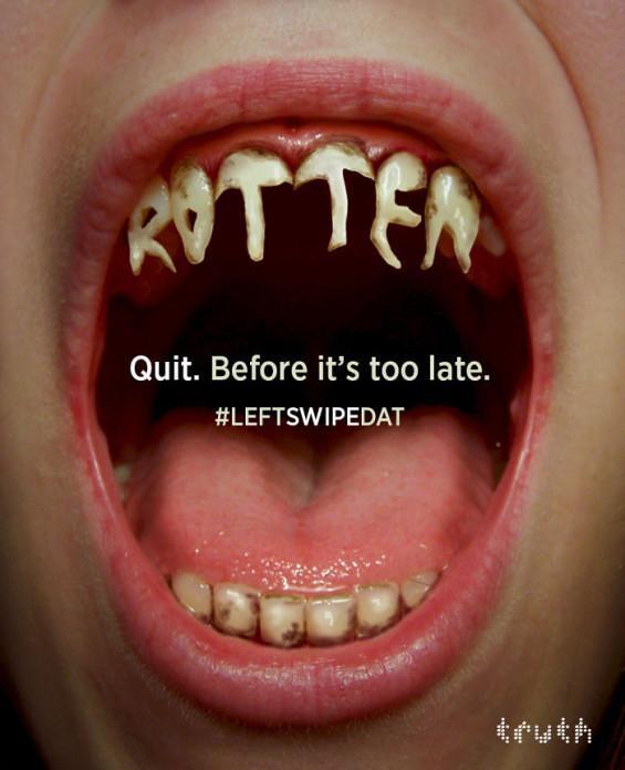 Кампањи против пушењето