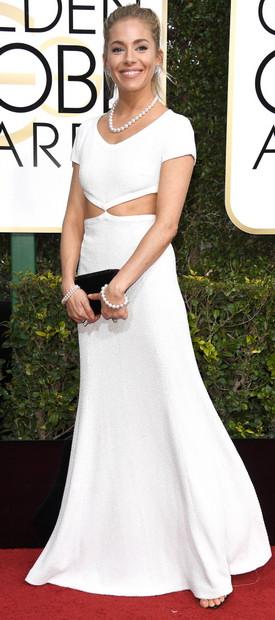 Сиена Милер во Michael Kors