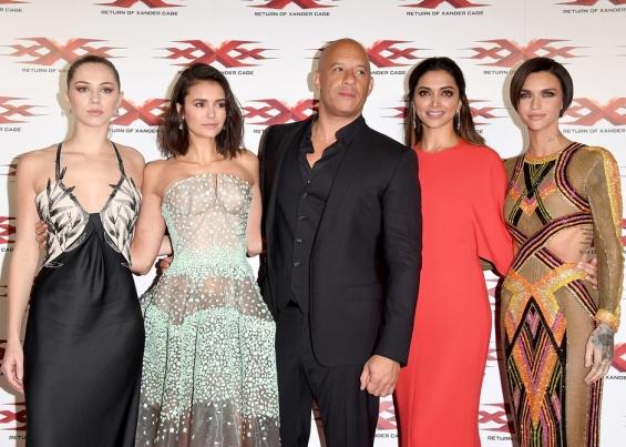"""Премиерата на """"xXx: Return of Xander Cage"""""""