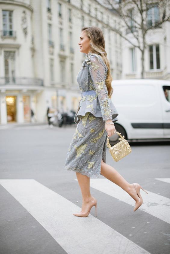 Гостинките на Париската недела на високата мода