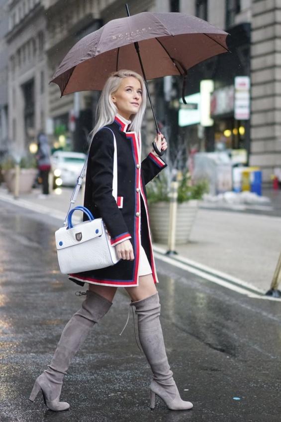 Гостинките на модниот месец