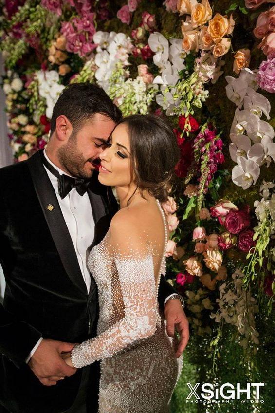 Свадбата на Дониа и Џорџ