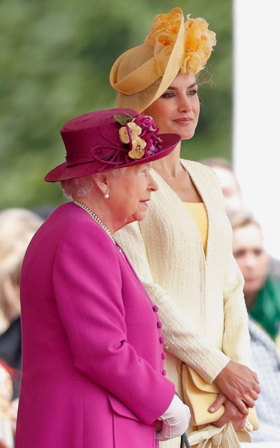 Кралицата Летиција
