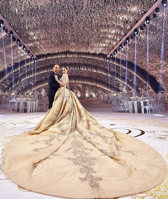 Свадбата на Јасмин и Јусеф