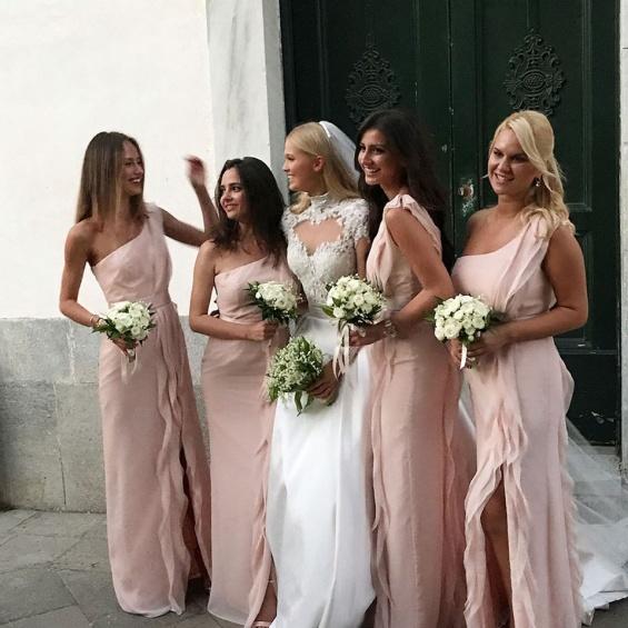 Свадбата на Вита Сидоркина
