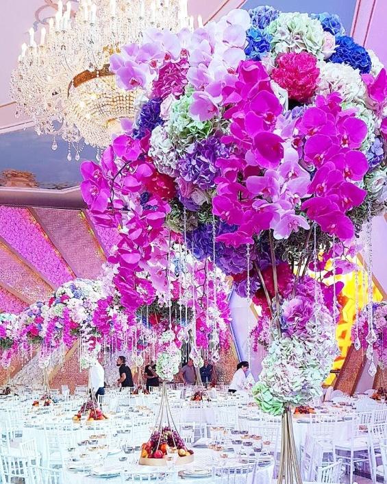 Луксузна свадба во Москва