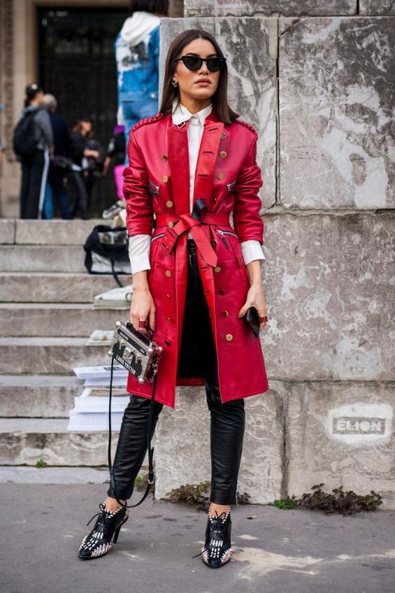 Уличниот стил на Париската недела на модата