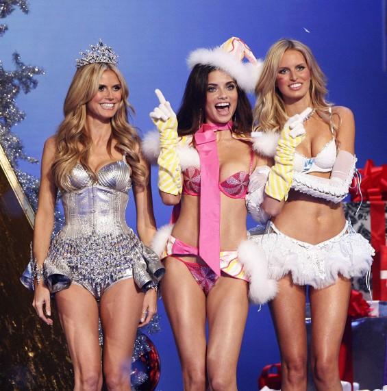 Шоуто на Victoria's Secret