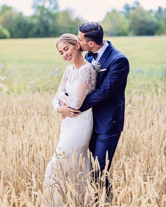 Свадбата на блогерката Кенза