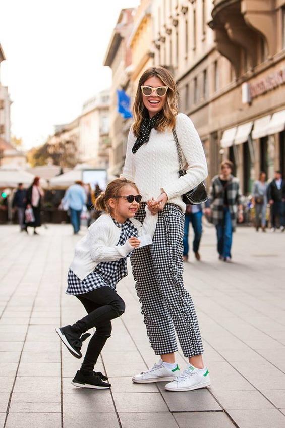 Улична мода во Загреб