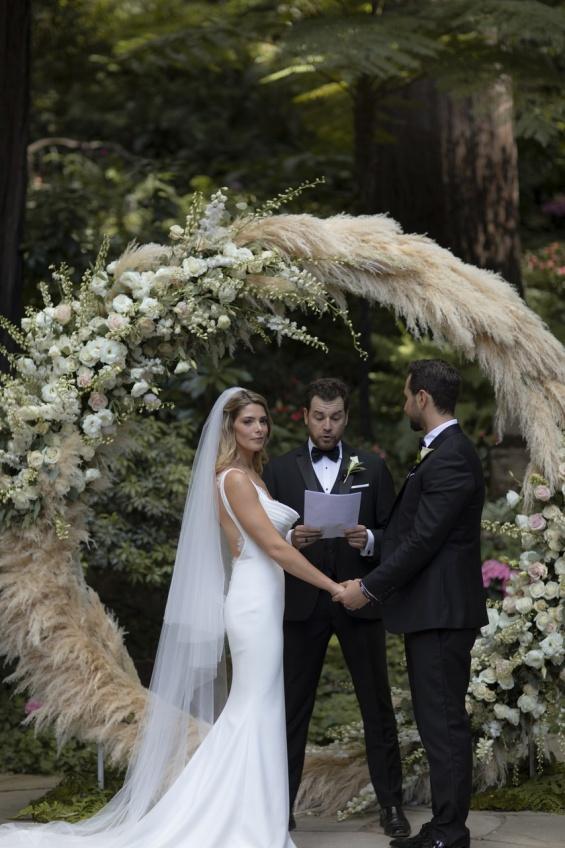 Свадбата на Ешли Грин