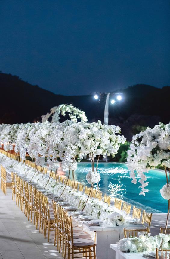 Свадбата на Фабрегас