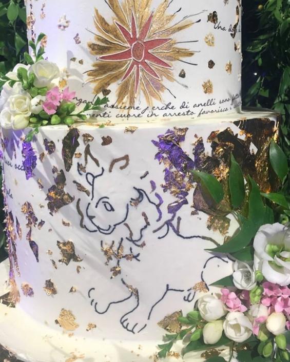 Свадбата на Ки�ара Ферањи и Федез