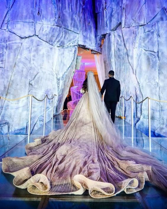 Луксузна свадбата во Либан