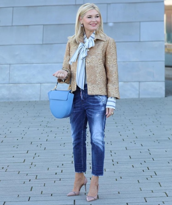 Fabulous Outfits for Women Over 40 from Fashion Blogger Petra from Lieblingsstil