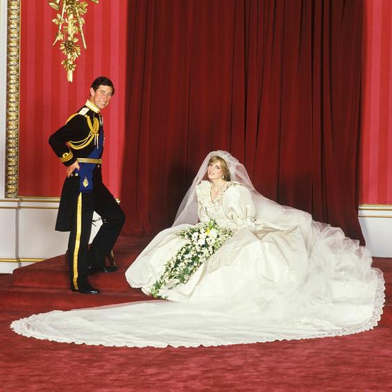 Свадбата на Дијана и Чарлс