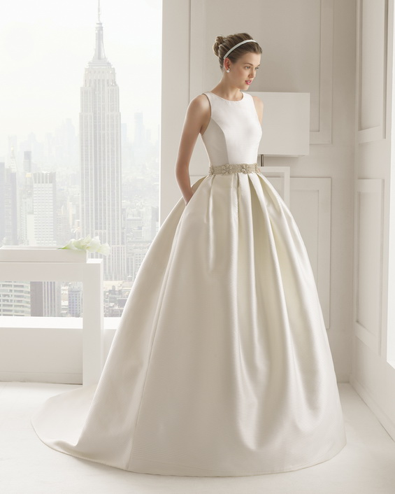 Венчаници Rosa Clara