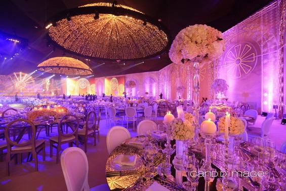 Свадбата на Лана Ел Сахели и Али Авада